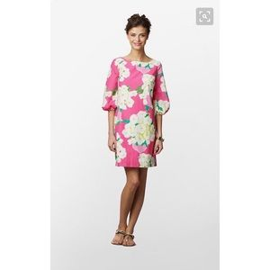 Lilly Pulitzer Cindy Tunic Mini Dress Tulip